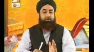 Eyebrows banwana kaisa hai ? By Mufti Muhammad Akmal Sahab