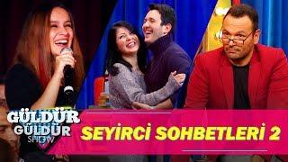 Güldür Güldür Show - En Komik Seyirci Sohbetleri - 2