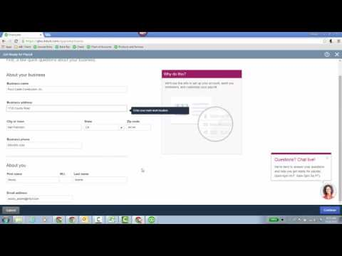 How to Setup Payroll in QuickBooks Online