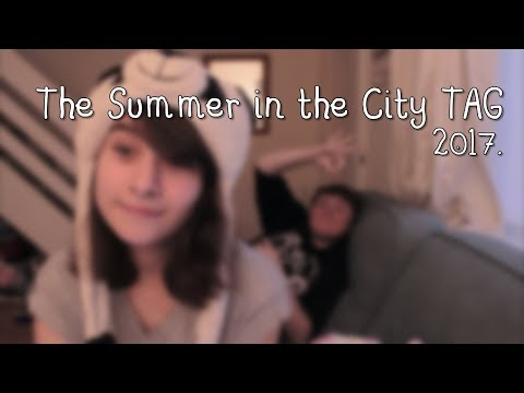 Summer in the City TAG!