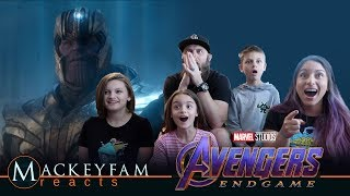 Download Marvel Studios' Avengers: Endgame | Special Look- REACTION and REVIEW!!! Video
