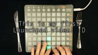 Hey! Wanted to try something different, so I decided to cut up Animals by Martin Garrix and play it on my Launchpad S! At the time of filming this, I had only played the Launchpad a few times, and hadn