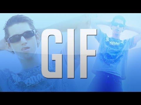 Convert Video to GIF Animation | Photoshop CS6 | Sony Vegas Pro 11