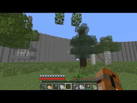 Fes Plays Superflat Survival Ep.19:A little cheating and horse breeding