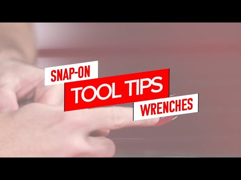 Snap-on Wrenches | Snap-on Tool Tips