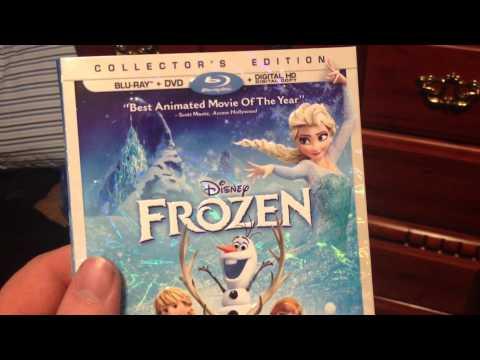 Disney Movie Club Package And Best Buy Pick Ups