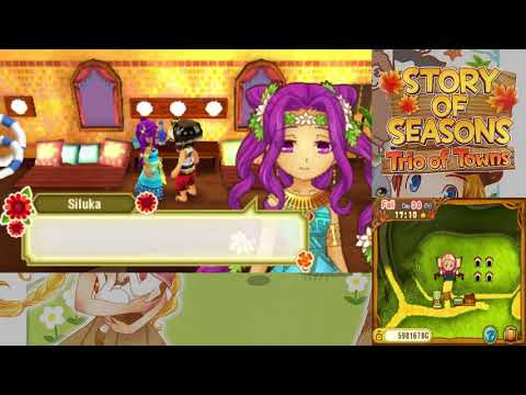 Let's Play Story of Seasons: Trio of Towns 125: Another Birthday