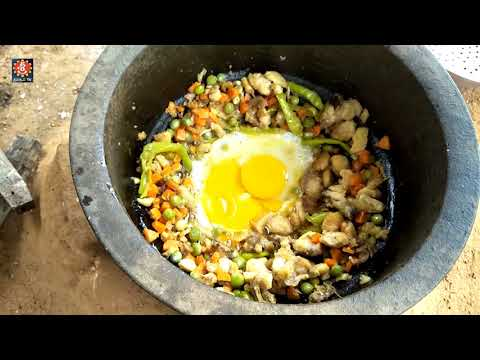 5 Minute Chicken Fried Rice || Lunch Box Special || By Sri Tv