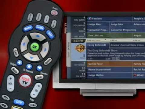 How to use Basic Funtions on FiOS TV Remote - Phillips