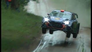 WRC Rally Poland 2017 Jump / Maximum Attack