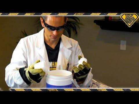 Is it Safe to Put Dry Ice In Liquid Nitrogen?