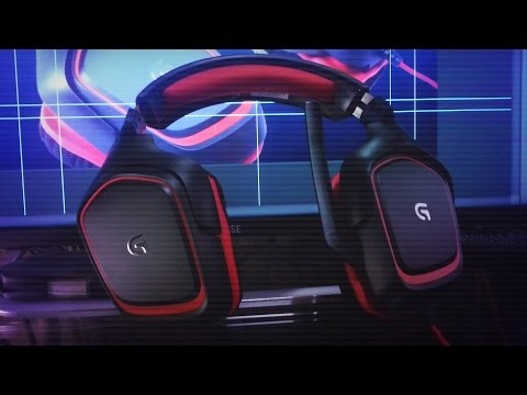 Logitech G230  Stereo gaming headset |Unboxing y review| en español