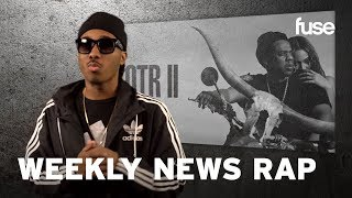 March 16th: Rexit, Bruno Mars, National School Walkout | Weekly News Rap