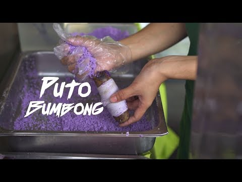 Puto Bumbong from Aboy's
