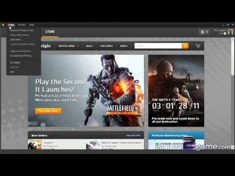 How to... Redeem a code on Origin (2game.com)