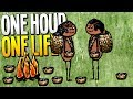 MAKING POPCORN WITH OUR TIME TRAVELING TWIN BROTHER - One Hour One Life Gameplay