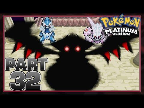 Pokemon Platinum - Part 32 - Spear Pillar