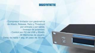 Melo Y Digisynthetic Te Regalan Un Procesador Ds214e