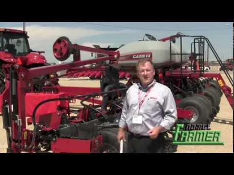Drive System Improvements For New Case IH 5 Series Early Riser Planters