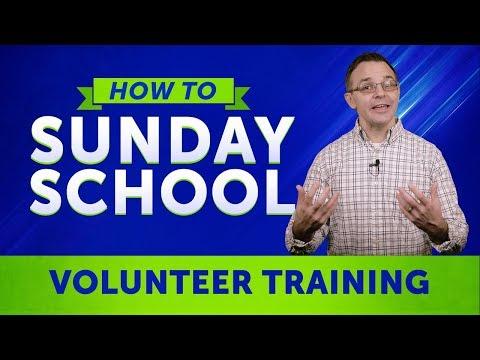 How To Sunday School: The Importance Of Teacher Training For A Sunday School Team | Sharefaith.com