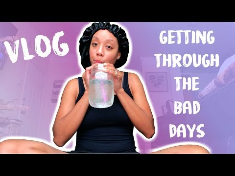 VLOG   Sometimes There are Bad Days and That's Okay 💕