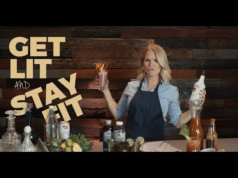 Low Calorie Alcoholic Drinks - Hot Topic Tuesdays : Get Lit and Stay Fit with Emmie Satrazemis, RDN