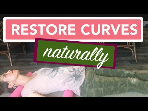 Restore Natural Curve in Lower Back | Fulcrum Exercises for Lumbar Spine and Neck