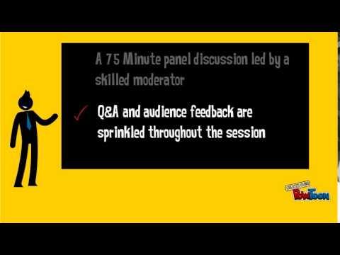 Talk Show Session Format