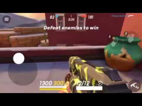 Naughty 360 Kills - Guns of Boom