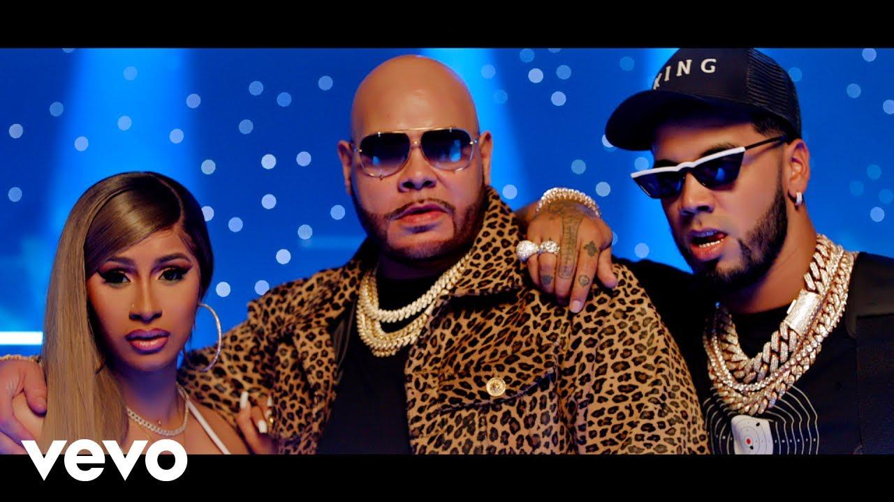 Fat Joe, Cardi B & Anuel AA - YES (feat. Dre)