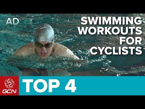 Four Swimming Sessions For Cyclists With Richie Porte
