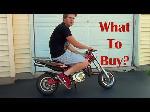 What POCKET BIKE Should You BUY!?