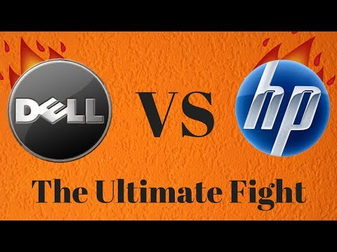 Dell vs Hp (Which is better, Ultimate Fight) Small detailed report 2018 | Karan Soni