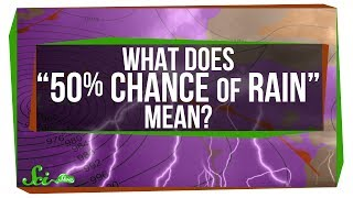 """What Does """"A 50% Chance of Rain"""" Actually Mean?"""