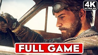 MAD MAX Gameplay Walkthrough Part 1 FULL GAME [4K 60FPS PC] - No Commentary