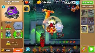 6 minutes, 54 seconds) Bloons Td 6 Advanced Challenge Video