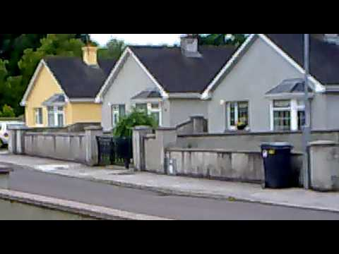 The Lodge, Listowel. Nuisance Neighbour barking dog.