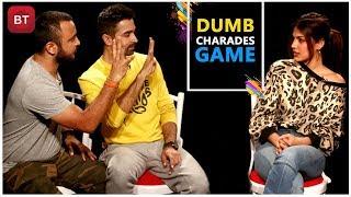 Jalebi Movie Starcast Mahesh Bhatt, Rhea Chakraborty, Varun Played Action-Packed Dumb Charades Round