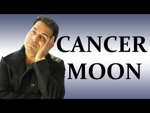Moon in Cancer Horoscope (All about Cancer Moon zodiac sign)