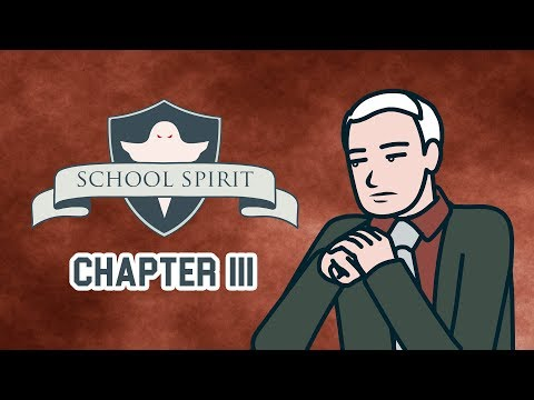 SCHOOL SPIRIT Chapter 3: Who Will Believe You?