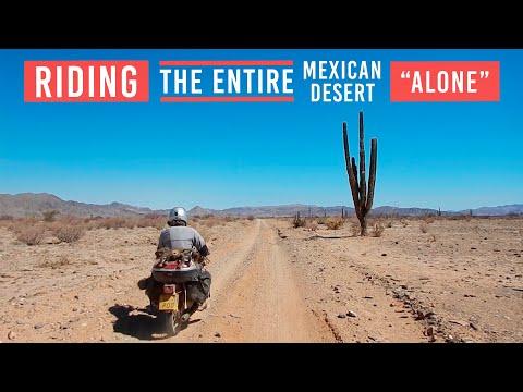 Ep11: Riding through Mexico part 1