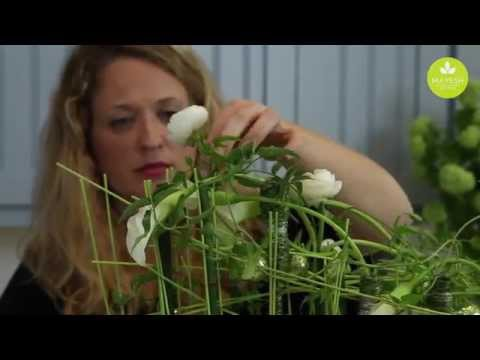 Inspired Floral Design with Beth O' Reilly: Holiday Parallel Design