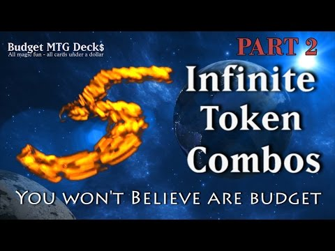 5 Infinite token combos you won't believe are budget - part 2