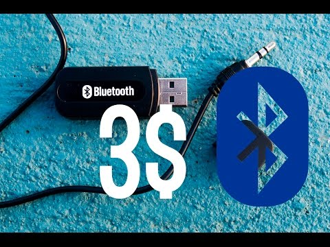 Make Any Speaker Wireless with $3 Bluetooth Music Receiver