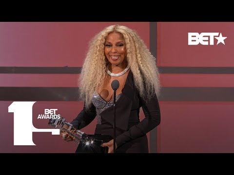 Xxx Mp4 Mary J Blige Receives Lifetime Achievement Award BET Awards 2019 3gp Sex