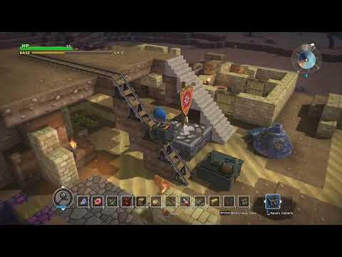 Let's Play Dragon Quest Builders 30: Jailbreak