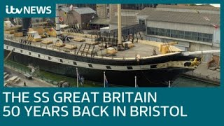 ssGB: 50 years back in Bristol | ITV News