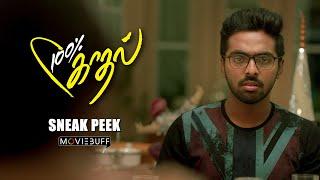 100 Percent Kaadhal - Moviebuff Sneak Peek | GV Prakash Kumar, Shalini Pandey | MM Chandramouli