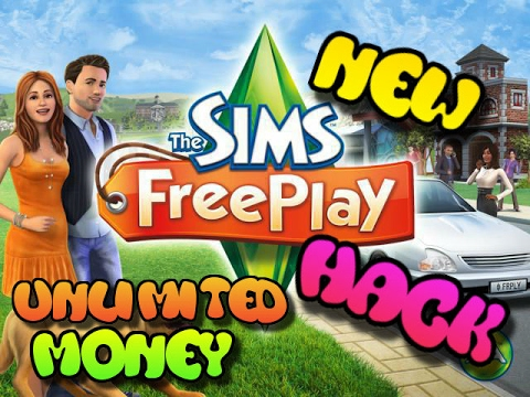 The Sims FreePlay Unlimited Money And Life Points Hack 2017 Download