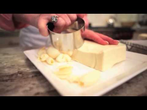 LESLEY STOWE - HOW TO MAKE CHOCOLATE CURLS